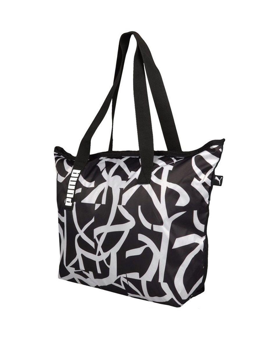 d2b7028d98a11 PUMA Core Active Shopper Bag Black - Чанти - Аксесоари