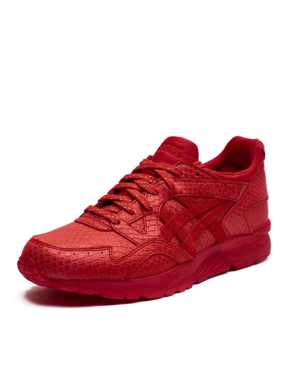 Juguetón Esplendor Juramento  ASICS Gel Lyte V Red Mamba - Спортни обувки - Обувки - Мъже | Dress4Less