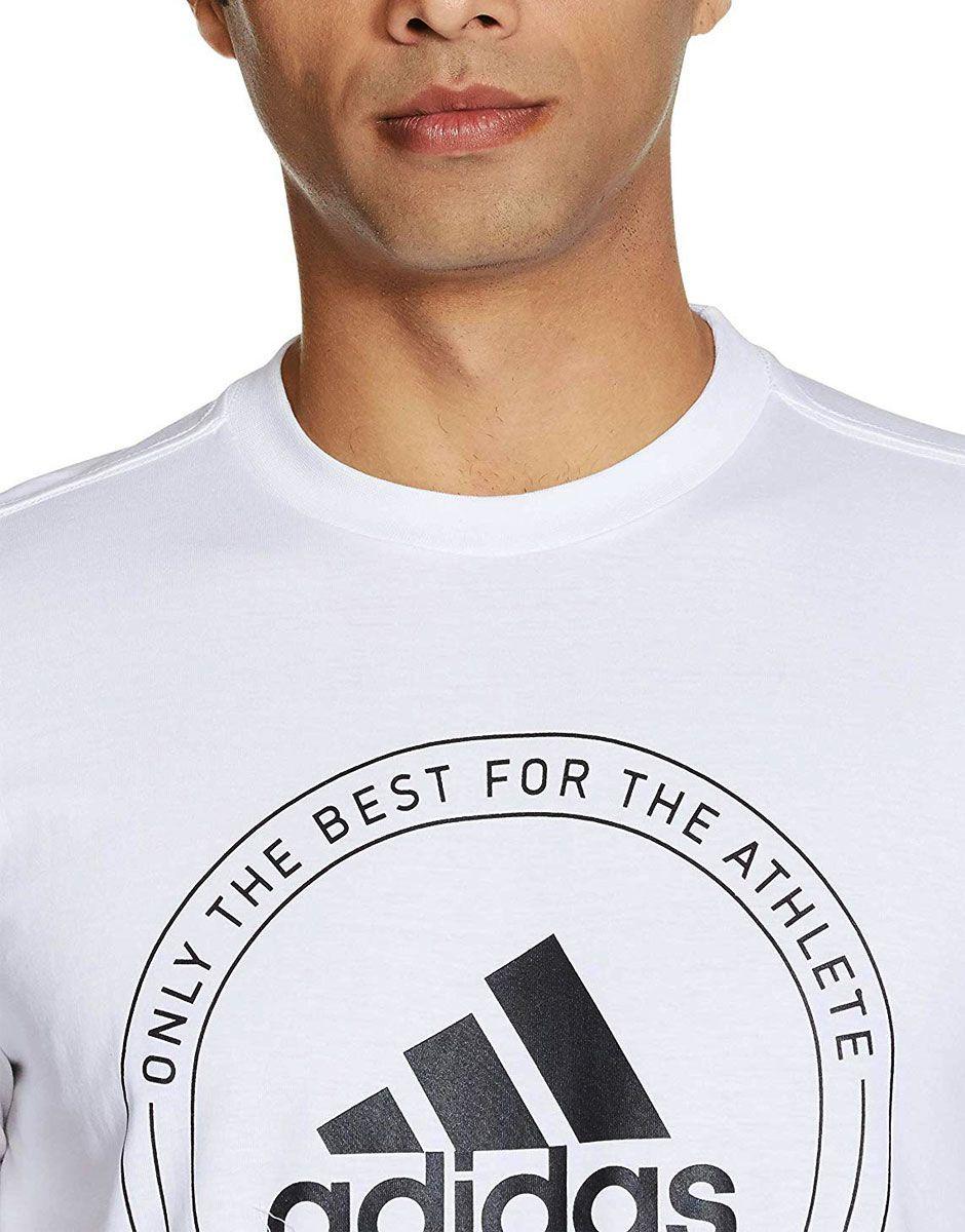 ADIDAS Adi Emblem Tee White