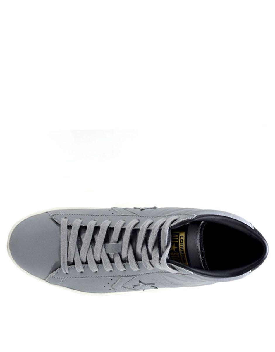 664c6f24112 CONVERSE John Harvard Leather Mid - Спортни обувки - Обувки - Жени ...