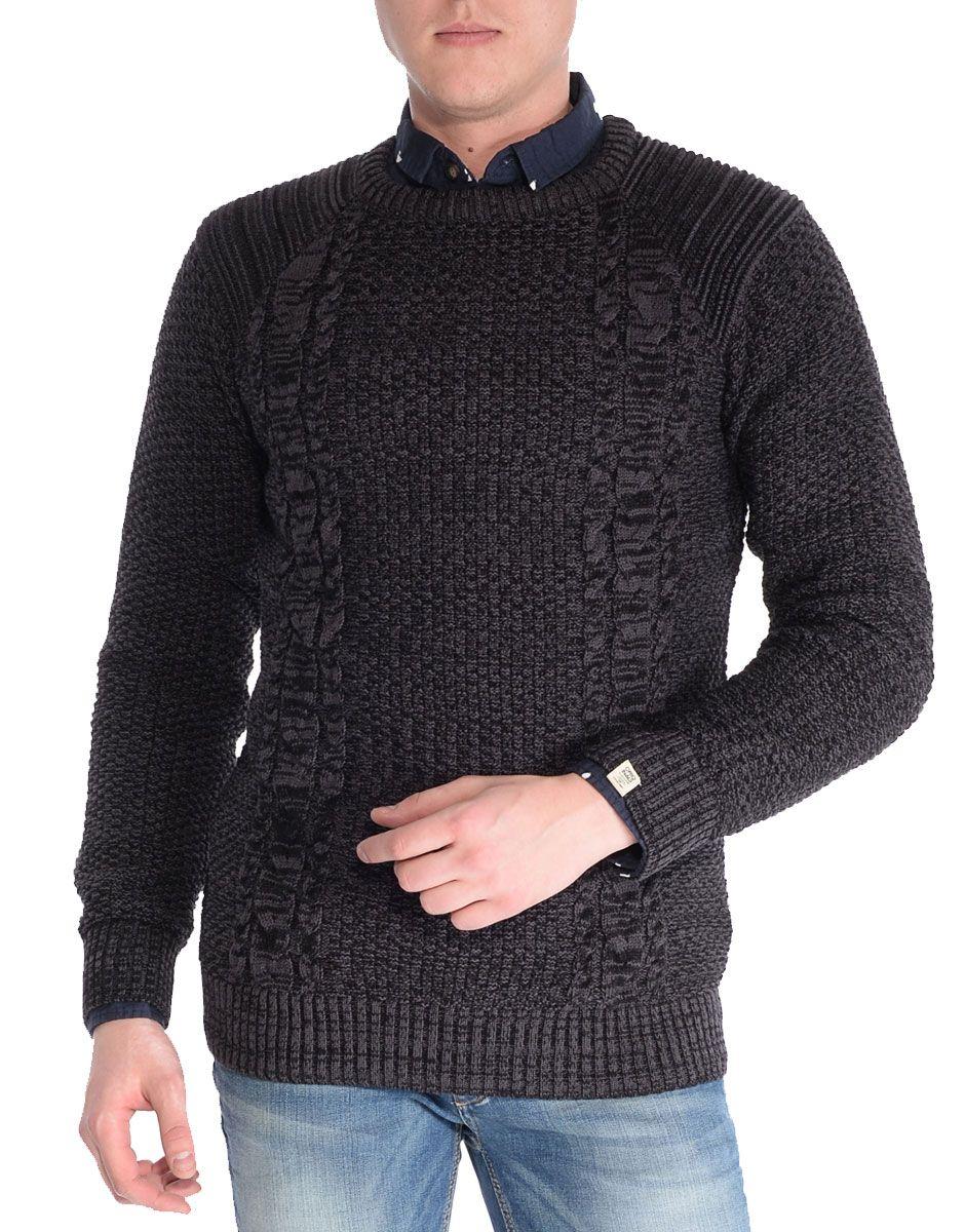 Купи Мъжка блуза JACK&JONES Knit Crew Neck Longsleeve ...