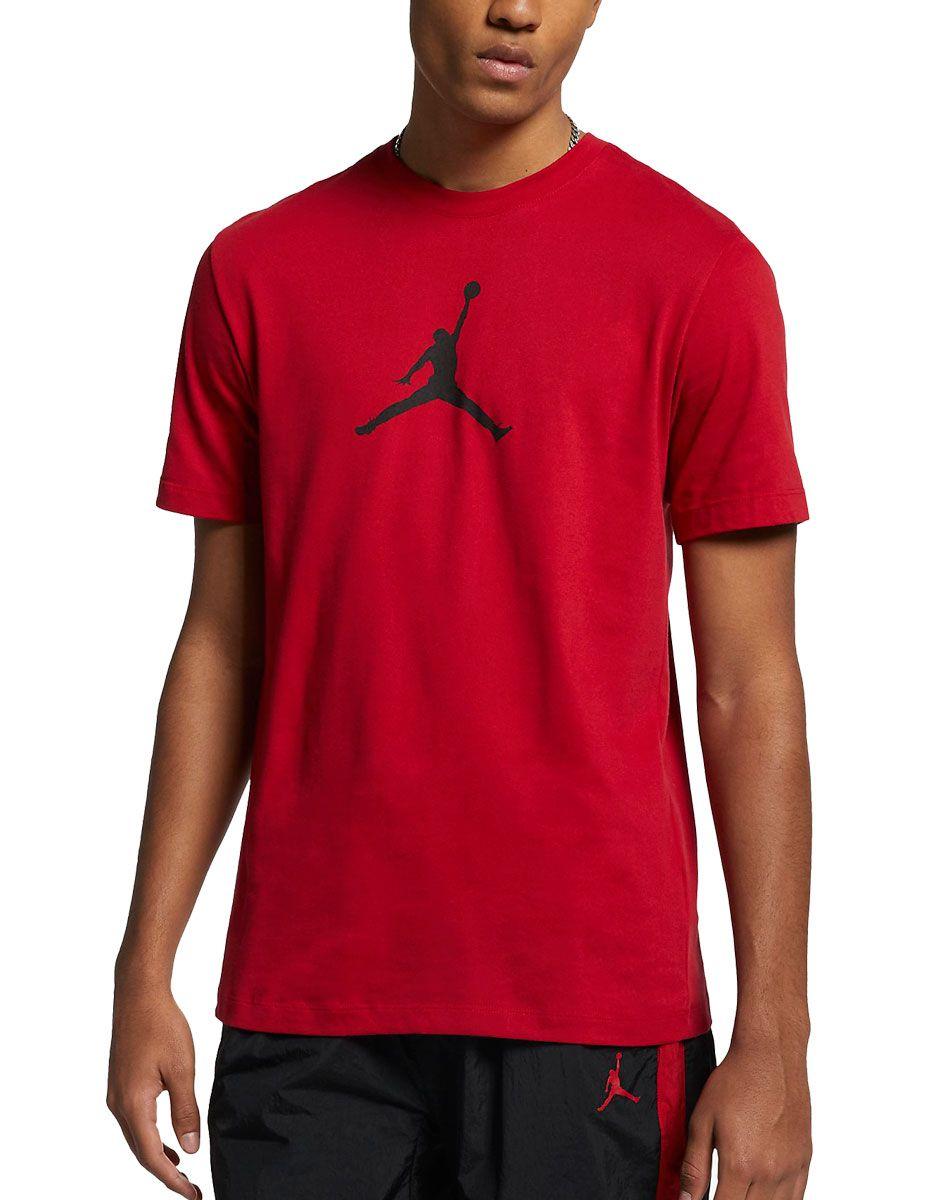 3ca6348b517 NIKE Jordan Iconic 23/7 Tee Red - Тениски - Дрехи - Мъже | Dress4Less