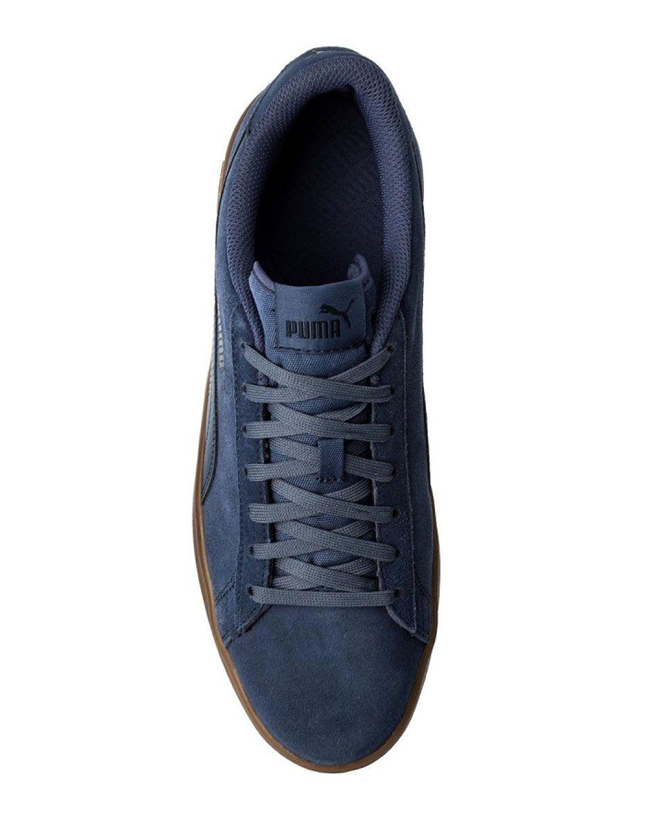 37663b36ff4e35 PUMA Smash v2 Blue - Спортни обувки - Обувки - Мъже