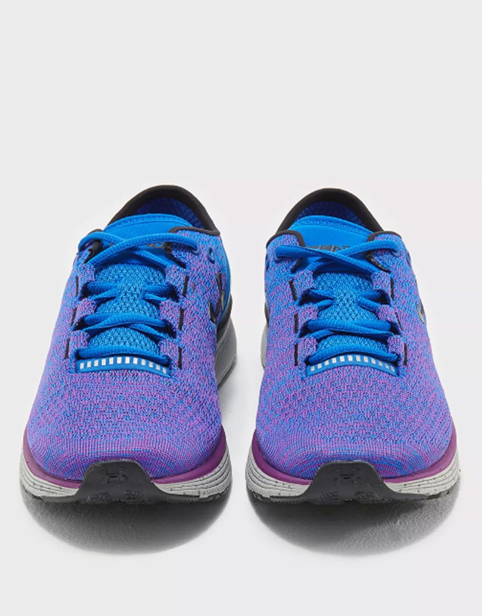new products b8dad 02655 Under Armour Women Charged Bandit 1298664-907 Running Shoes Gym Trainers  Purple