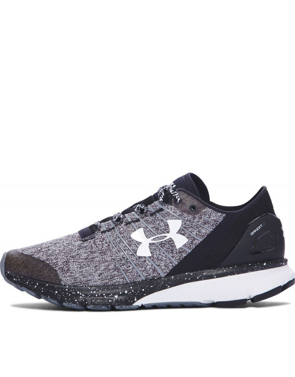 huge discount 8dfde 518f5 UNDER ARMOUR Charged Bandit 2 W Grey