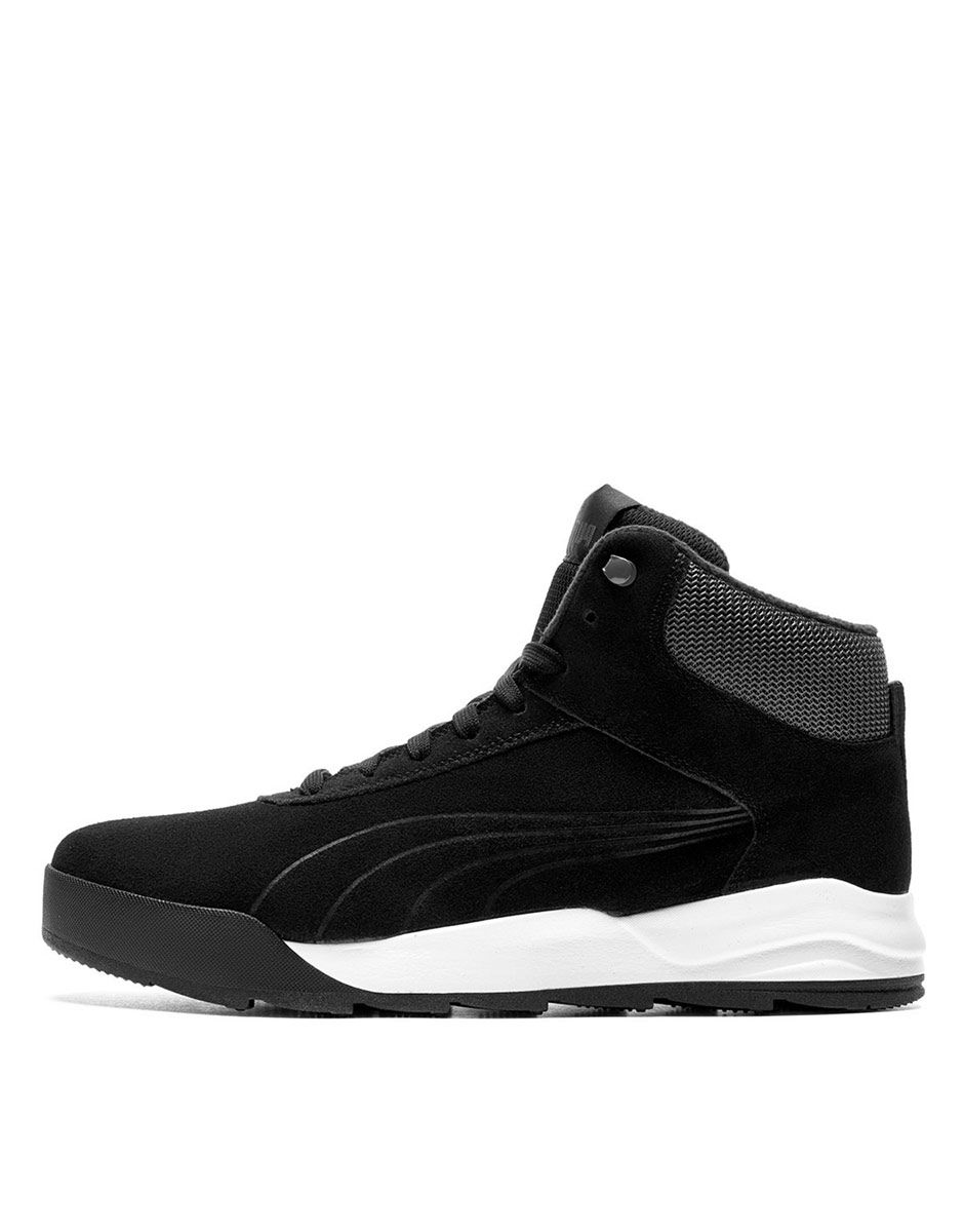 PUMA Desierto Sneaker Black - Зимни обувки - Обувки - Мъже  6790af5f6