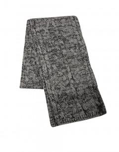 PUMA Unisex Knit Scarf Grey