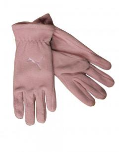 PUMA Fundamentals Fleece Gloves Pink