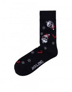 JACK&JONES Snow Man Sock Black