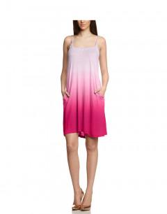 FRESH MADE Midi Dress Pink