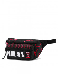 PUMA AC Milan Dna Waist Bag Black
