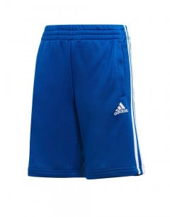 ADIDAS 3S Knit Shorts Blue