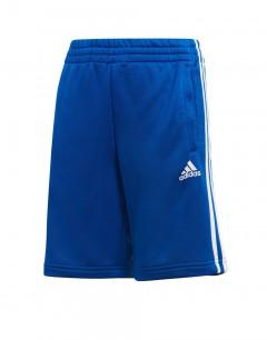 ADIDAS 3S Knit Shorts Blue