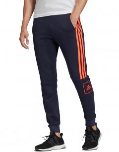 ADIDAS 3 Stripes Slim Pants Blue