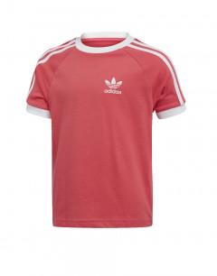 ADIDAS 3 Stripes Tee Pink