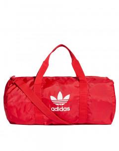ADIDAS Adicolor Duffel Bag Red