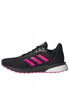 ADIDAS Astrarun Shoes Core Black / Shock Pink