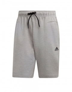 ADIDAS Athletics ID Stadium Shorts Grey