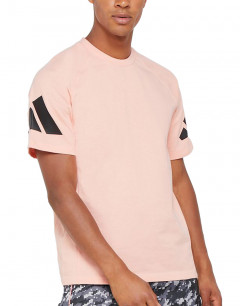 ADIDAS Athletics Pack Heavy Tee Glow Pink