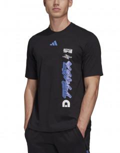 ADIDAS Athletics Tee Black