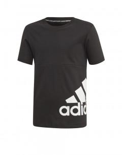 ADIDAS Badge Of Sport Tee Black