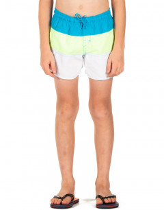 ADIDAS Colorblock Swim Shorts Multi