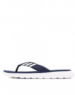 ADIDAS Comfort Flip-Flops Tech Indigo
