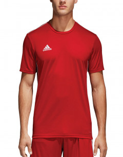 ADIDAS Core 18 Tee Red
