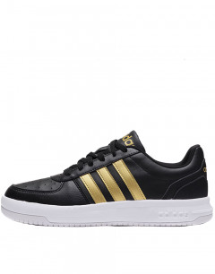 ADIDAS Cut Sneakers Black