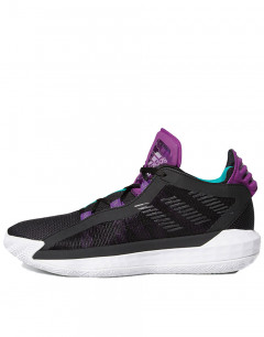 ADIDAS Dame 6 Shoes Core Black