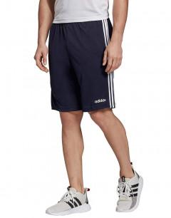 ADIDAS Design 2 Move Climacool 3 Striped Shorts Indigo
