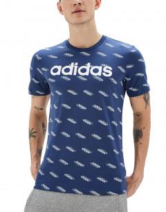 ADIDAS Favorites Logo Tee Blue