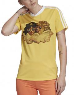 ADIDAS x Fiorucci Tee Core Yellow