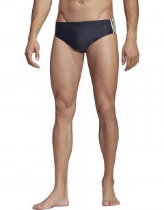 ADIDAS Fitness 3-Stripes Swim Trunks Ink