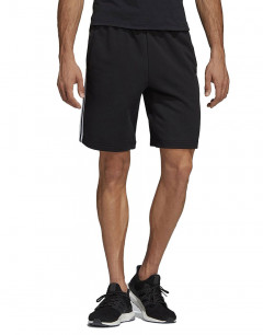 ADIDAS French Terry Shorts Black
