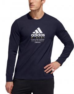 ADIDAS Global Citizens T-Shirt Navy