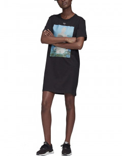 ADIDAS Graphic Dress Black