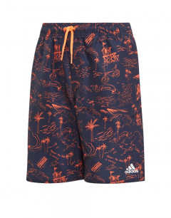ADIDAS Graphic Swim Shorts