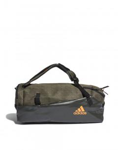 ADIDAS Holdball Bag Black/Orange