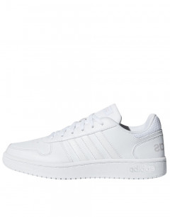 ADIDAS Hoops 2.0 White