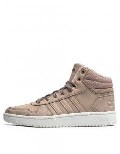 ADIDAS Hoops 2.0 Mid Brown
