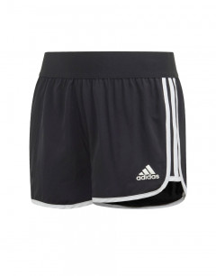 ADIDAS Kids Marathon Shorts Black