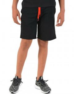 ADIDAS Kids Sid Shorts Black