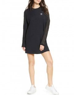 ADIDAS Lace Dress Black