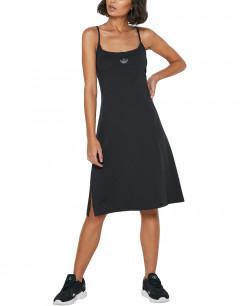 ADIDAS Logo Dress Black