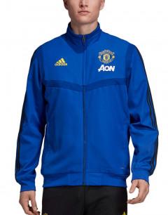 ADIDAS Manchester United Presentation Jacket Blue
