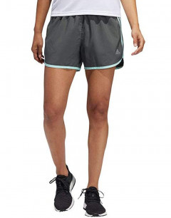 ADIDAS Marathon 20 Shorts Grey