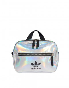 ADIDAS Mini Airliner Backpack Silver