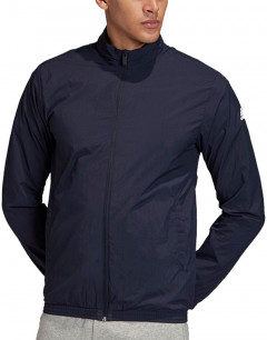 ADIDAS Must Have Woven Training Jacket Navy