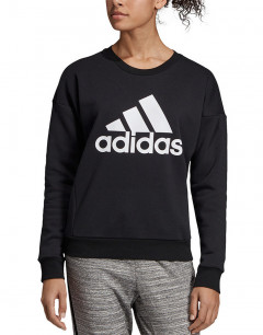 ADIDAS Must Haves Badge of Sport Sweater Black
